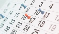 Calendário 2019 - FEPAMI
