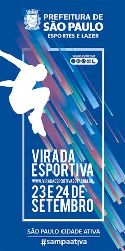 VIRADA ESPORTIVA 2017